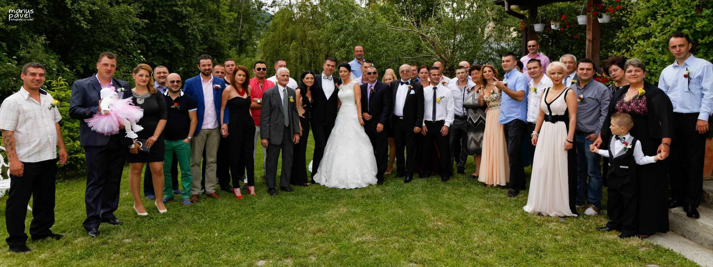 Foto de la nunta - Casa Armatei Brasov