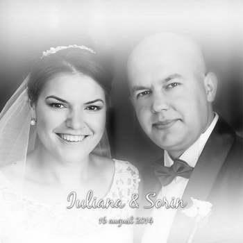 Album de nunta vintage - fotograf de nunti