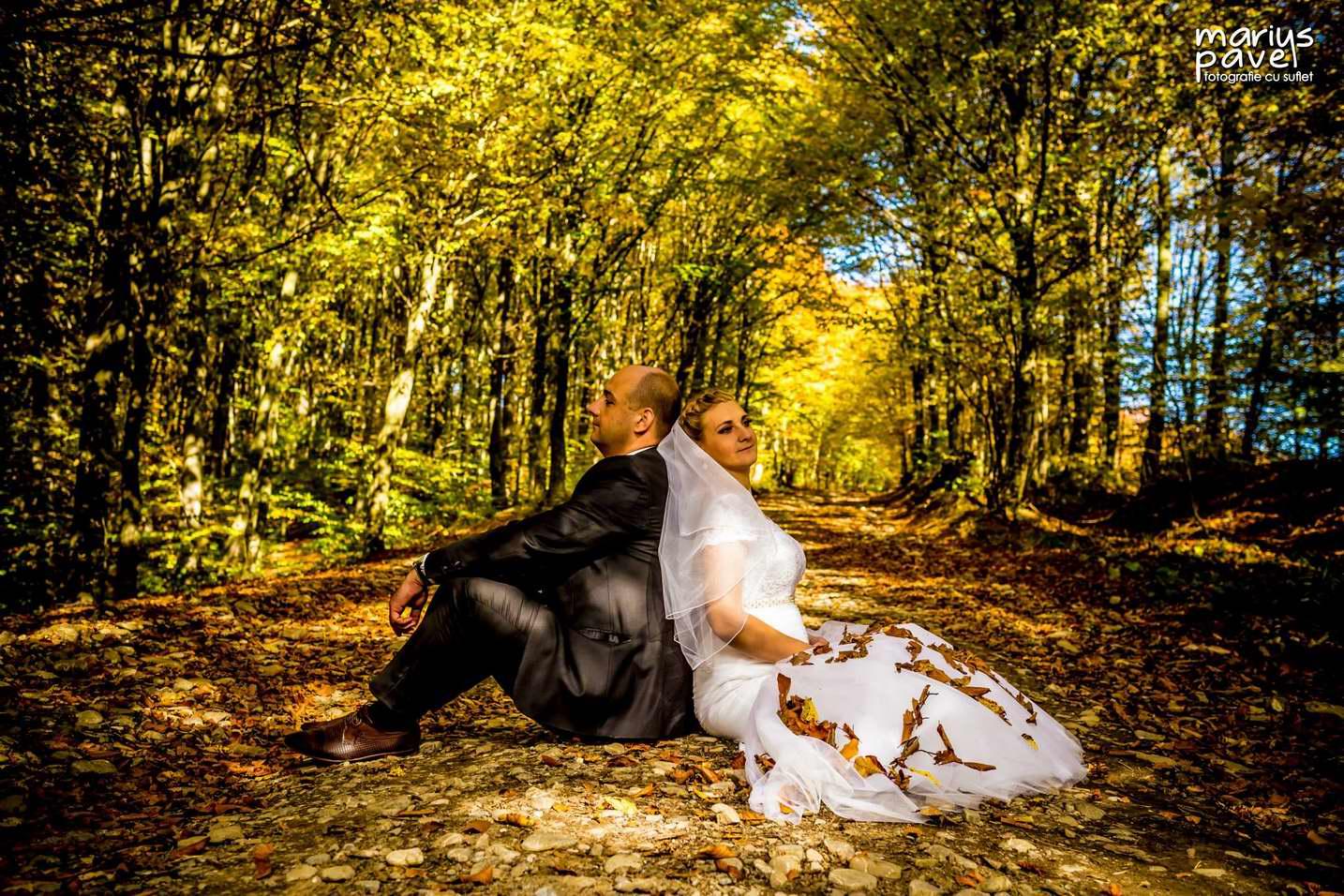 Fotografie nunta toamna