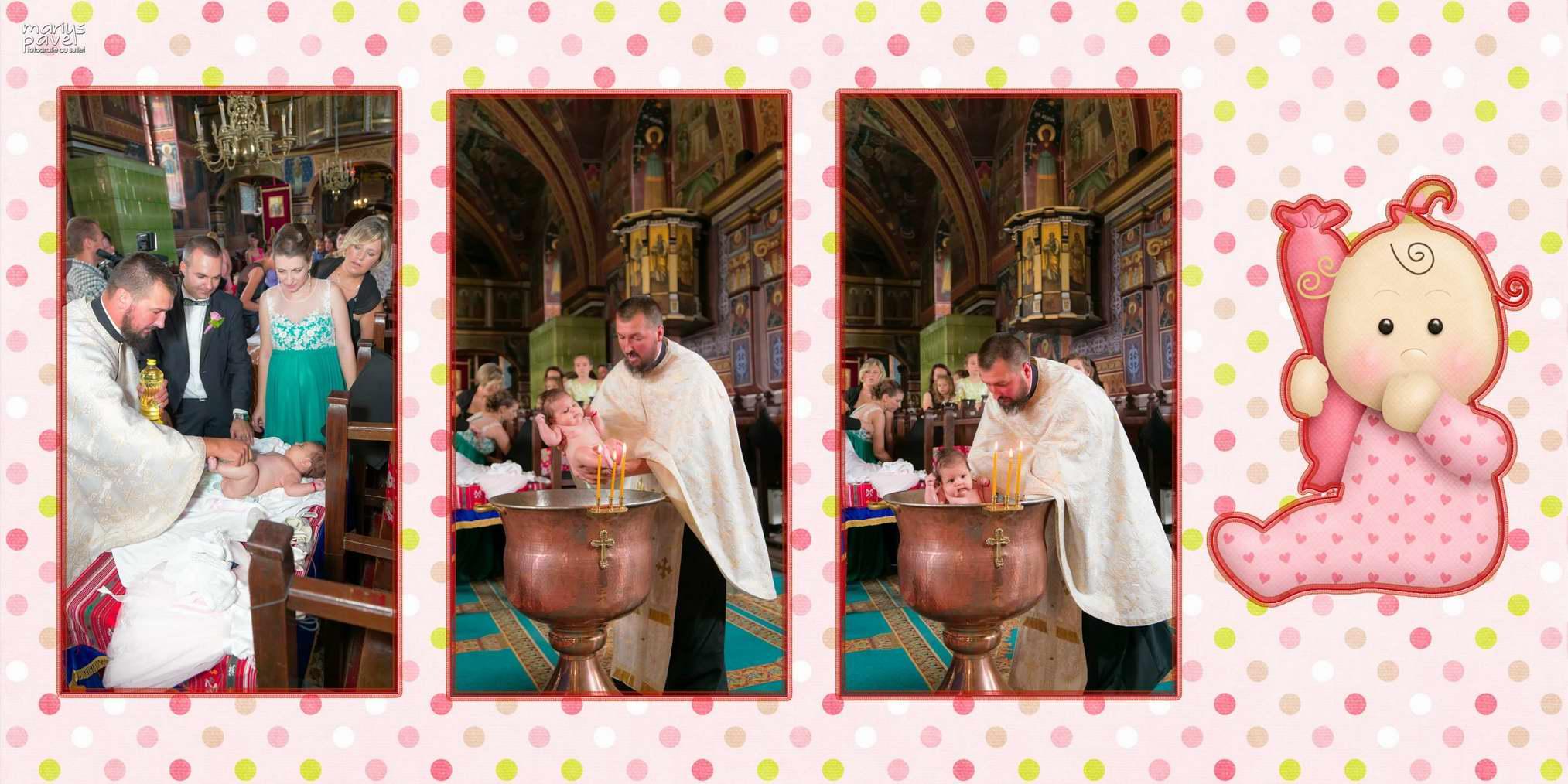 Albumul botezului din Brasov