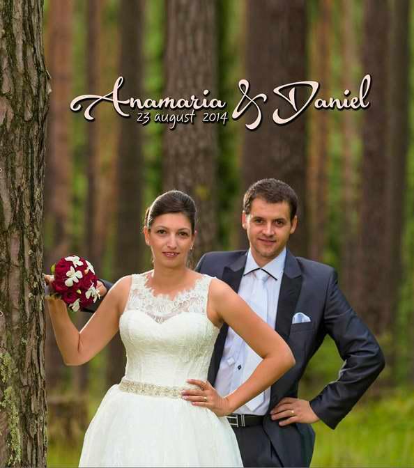 Album nunta Sacele - Brasov