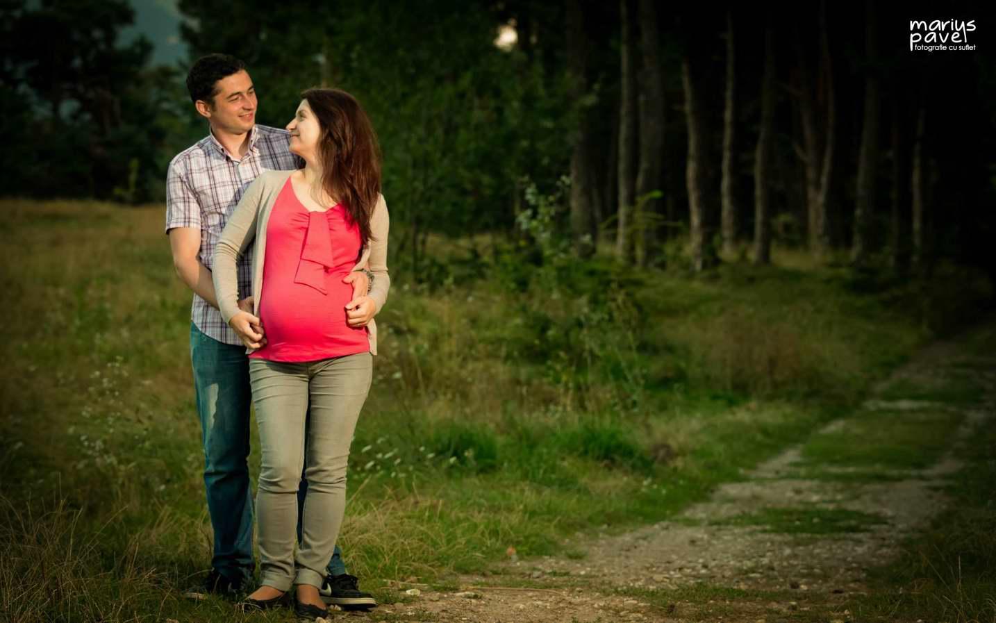 Fotografie gravida Brasov - sedinta foto inainte de nastere