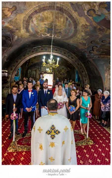 Fotografii nunta Casa Armatei 2015
