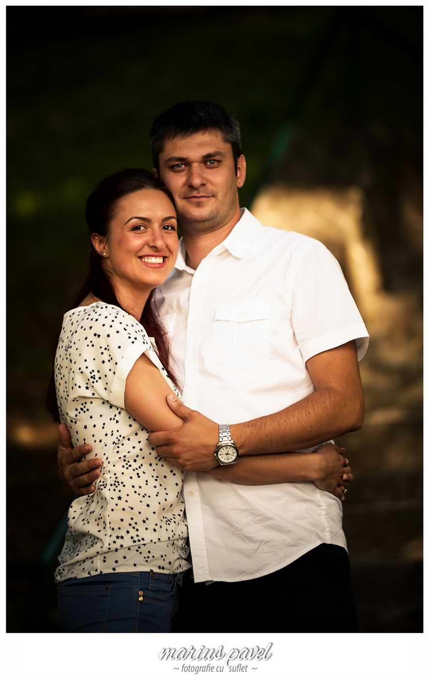 Sedinta foto de cuplu in Brasov