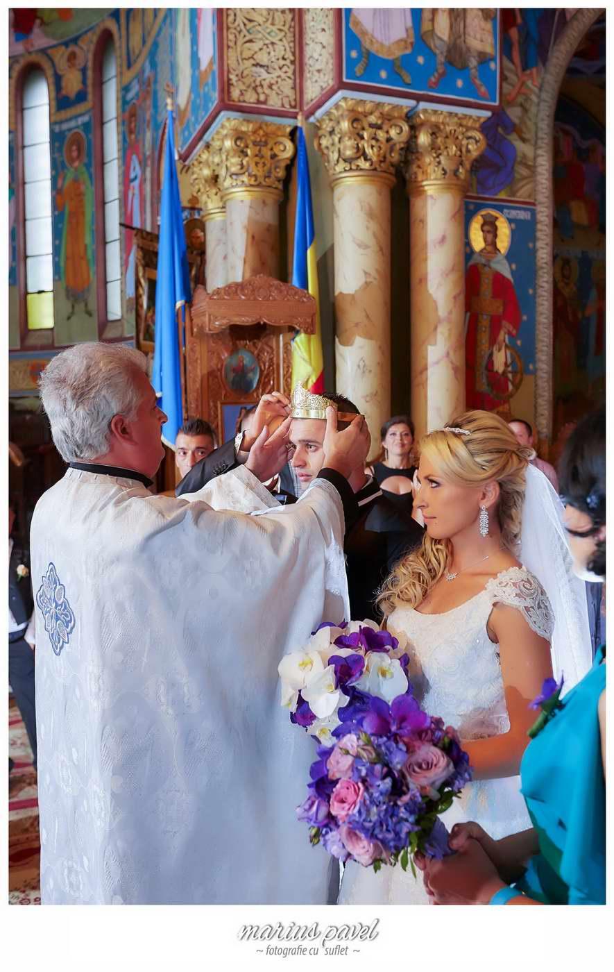 Foto nunta Sergiana Brasov