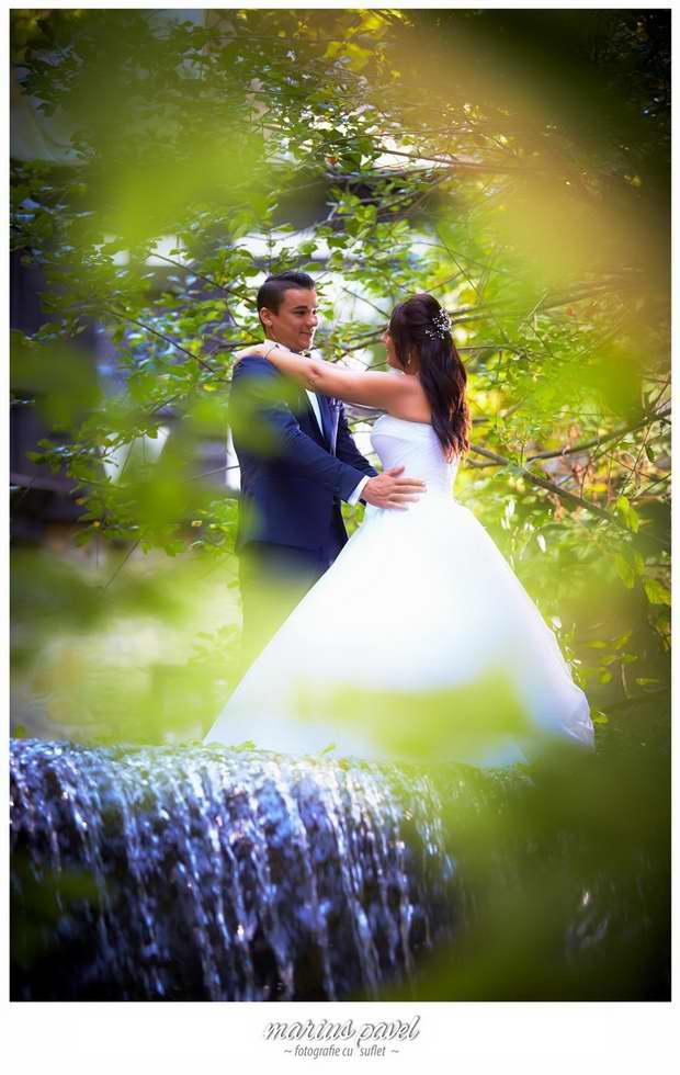 Foto de nunta Castelul Peles