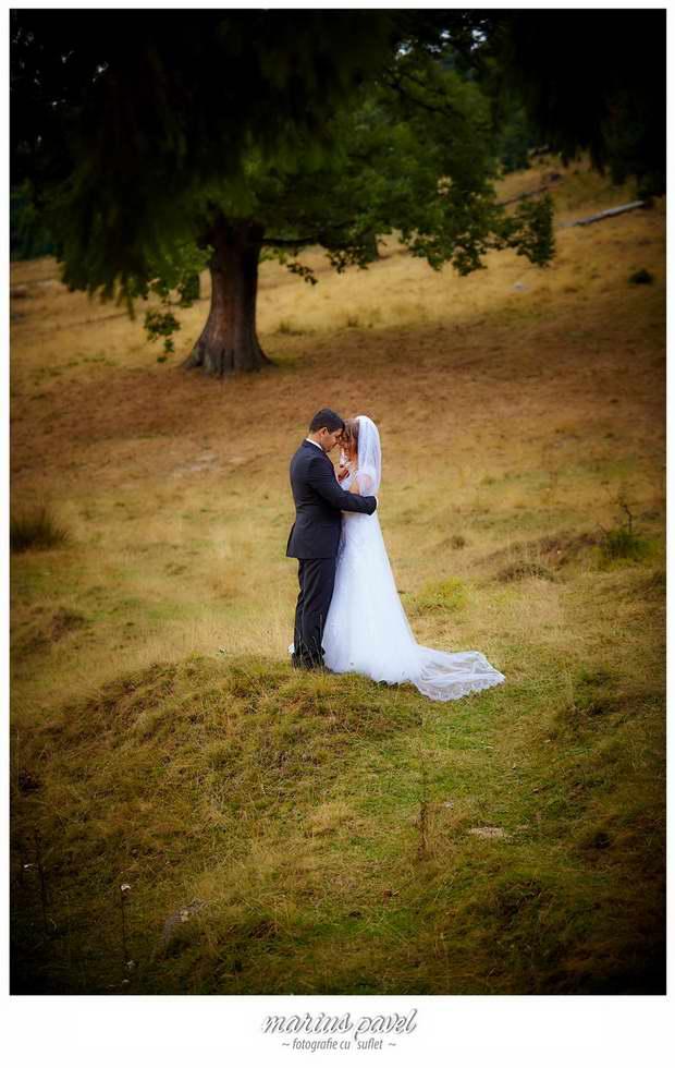 Fotografii nunta Poiana Brasov