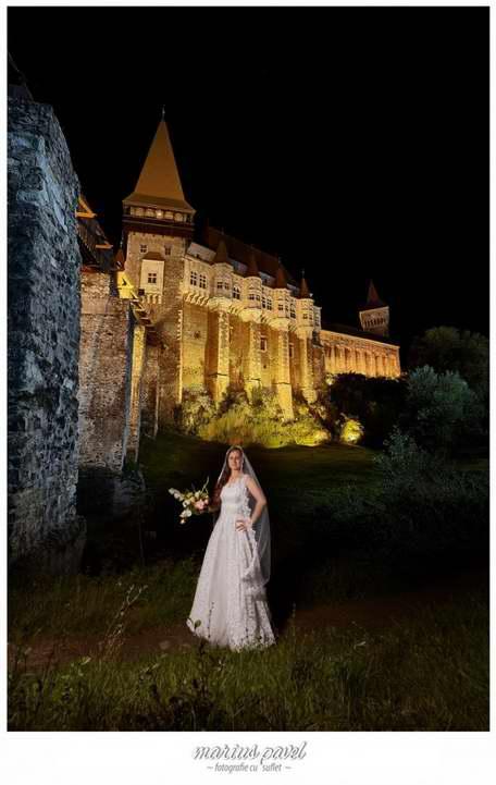 Sedinta foto Castelul Huniazilor