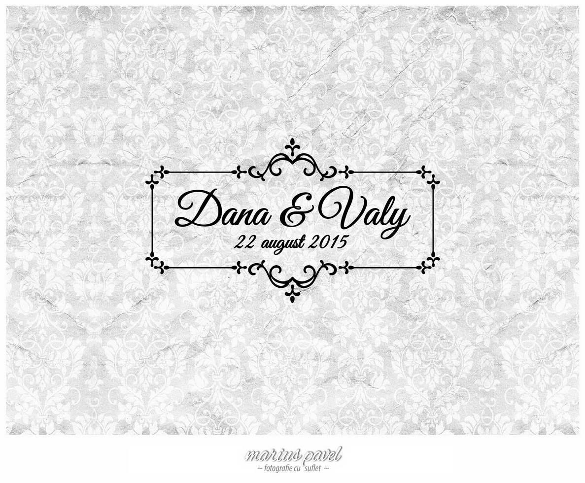 Colaje album de nunta Brasov