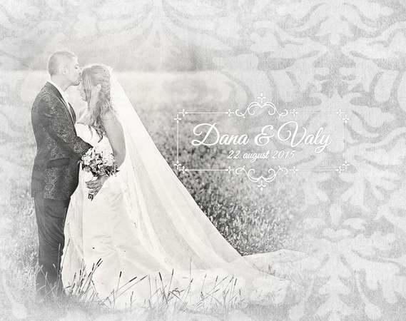 Album de nunta pentru parinti si nasi