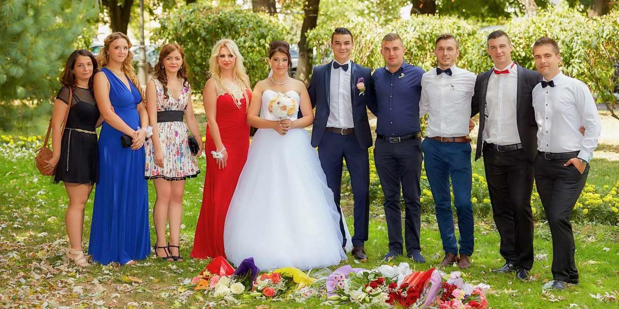 Albume nunta handmade Brasov