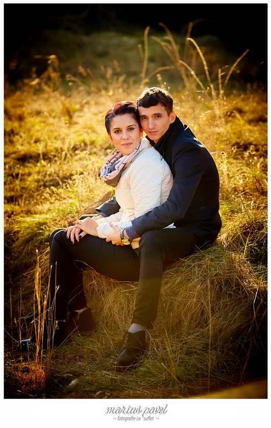 Sedinta foto profesionala de cuplu