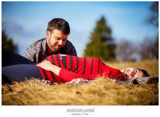 Sedinta foto gravida