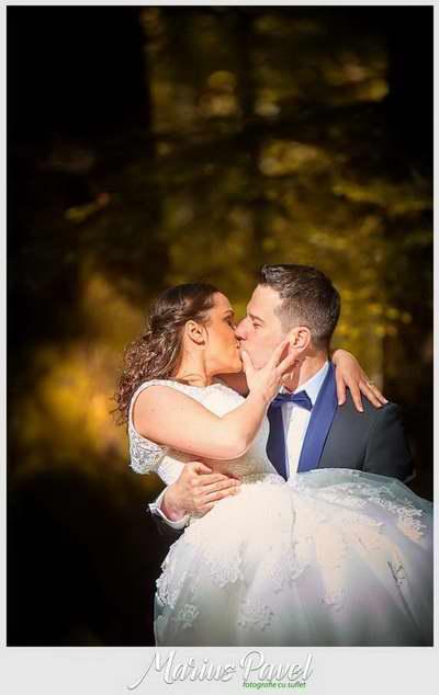 Fotografii dupa nunta Brasov