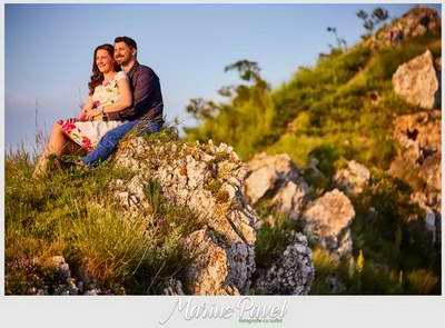 Sedinta foto logodna in Brasov