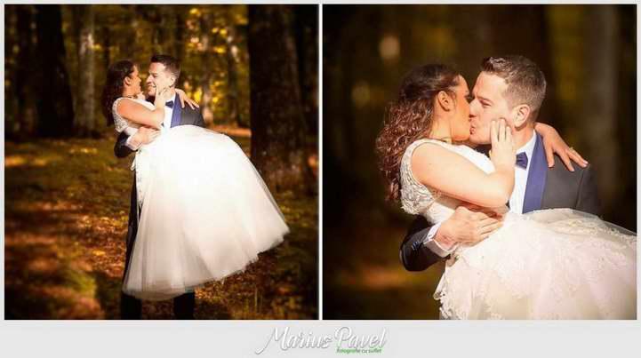 Album nunta piele Brasov