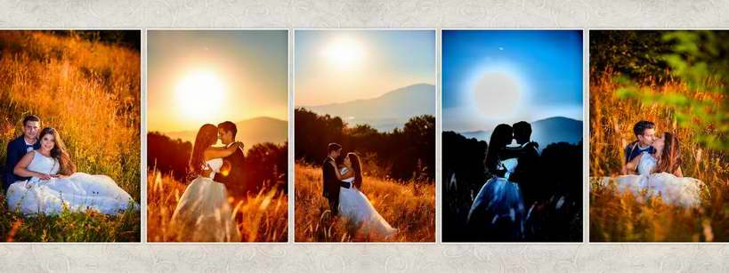Album fotocarte de nunta Brasov