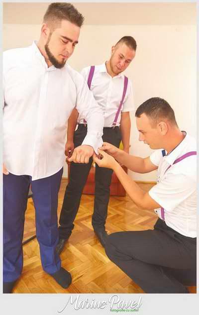 Fotografii de la nunta din Cristian - Sala Mare