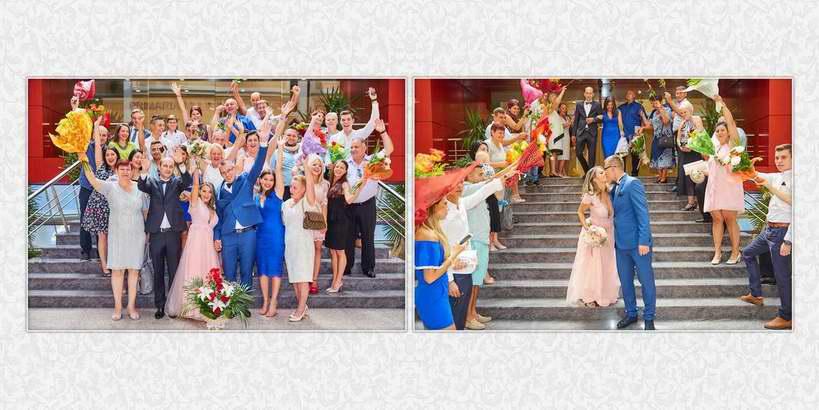 Album de nunta din ziua cununie civile din Brasov