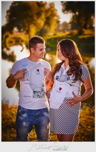 Sedinta fotografica de gravida Brasov